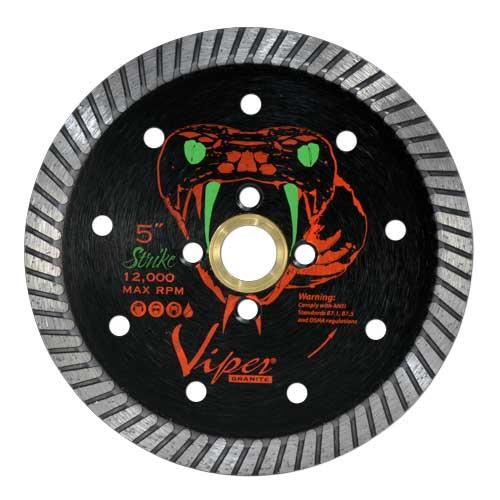 Viper Strike Turbo Granite Blades