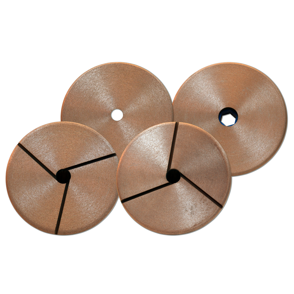 GlossFire-B Multi Edge Copper Wheels