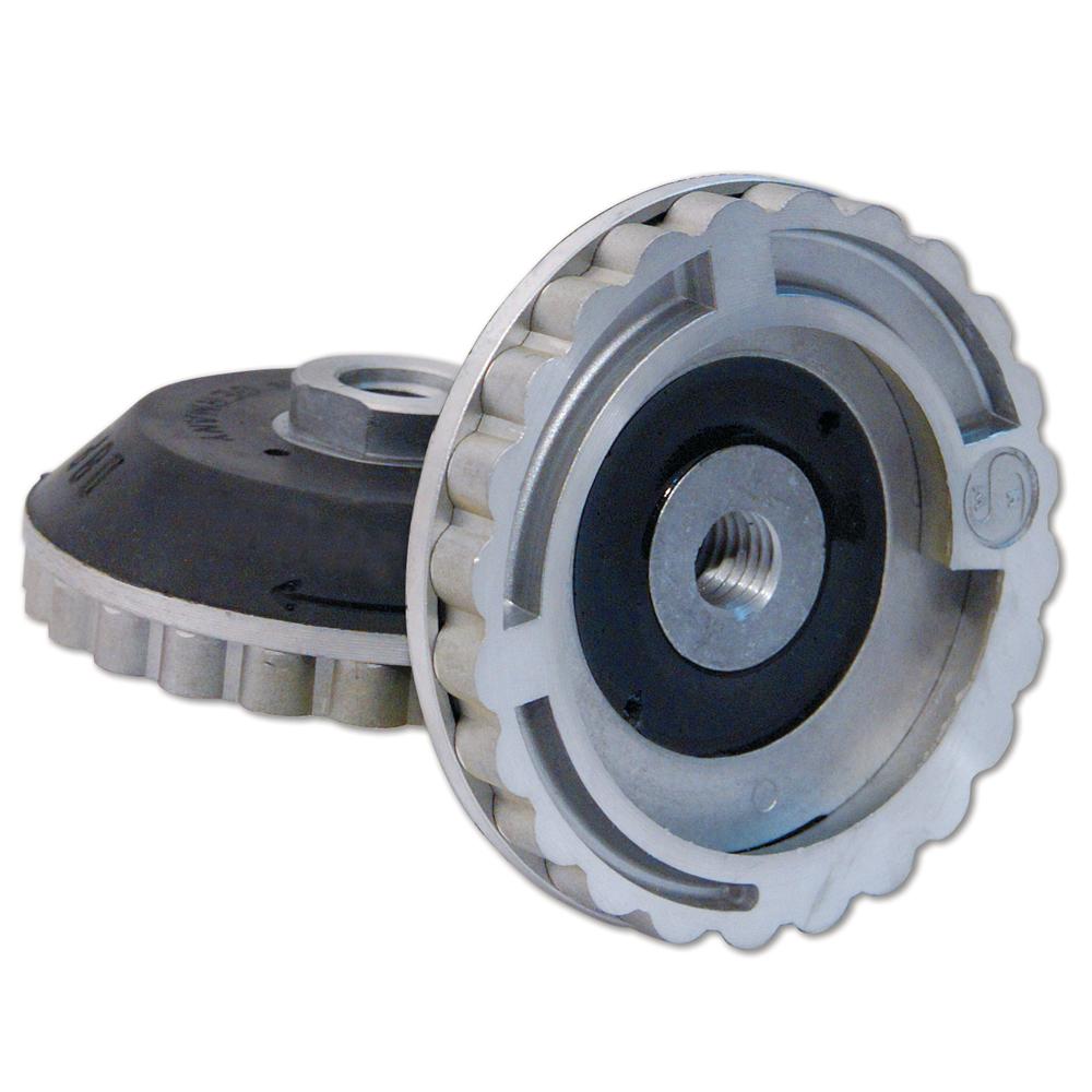 Scorpion Snail Lock Back-Up Pad Adapters