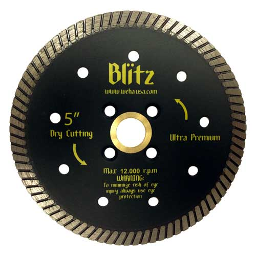 Weha Blitz Quad Turbo Blades