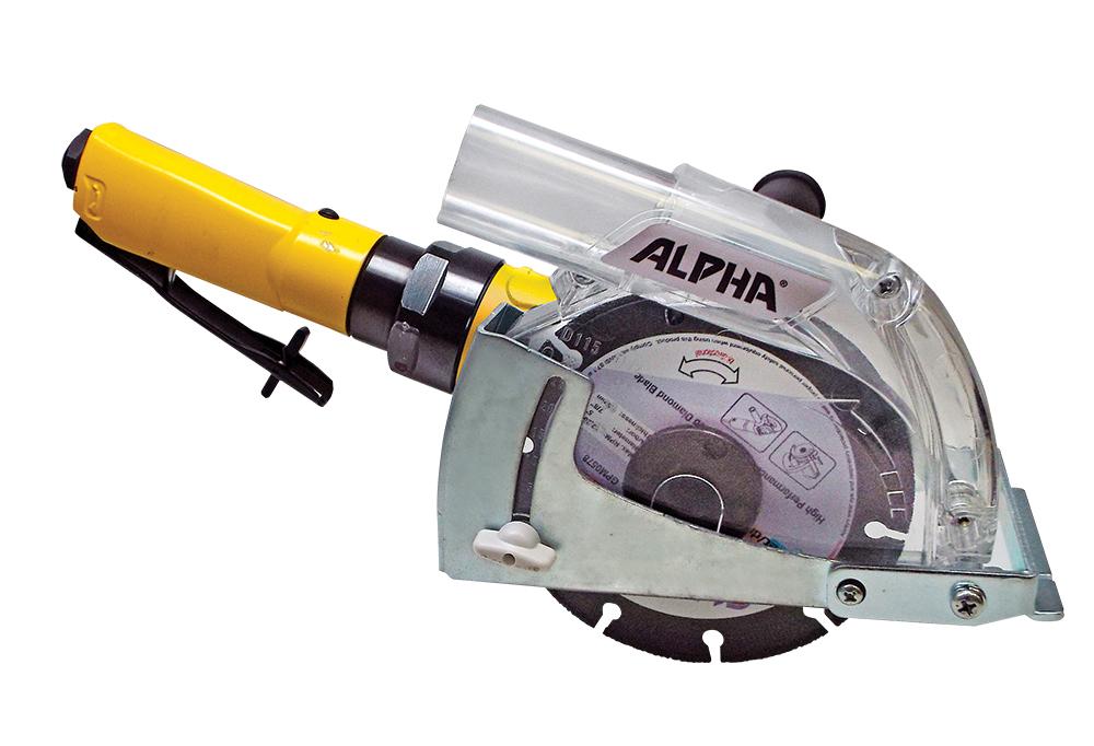Alpha PSG-125 Diamond Cutting Kit