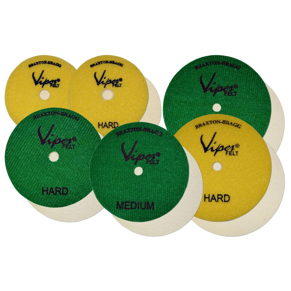 Viper Felt Polishing And Buffing Pads