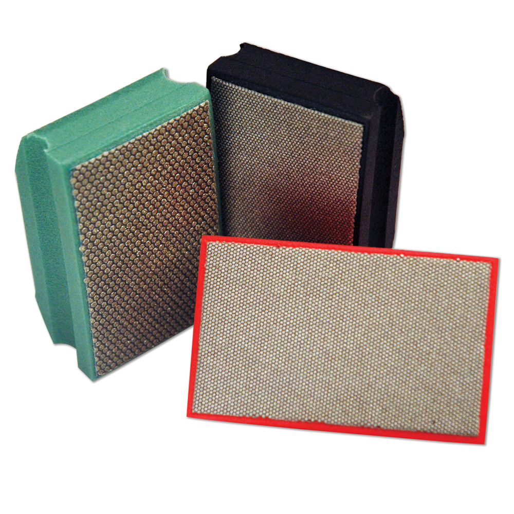 Viper Electroplated Dry Hand Polishing Pads