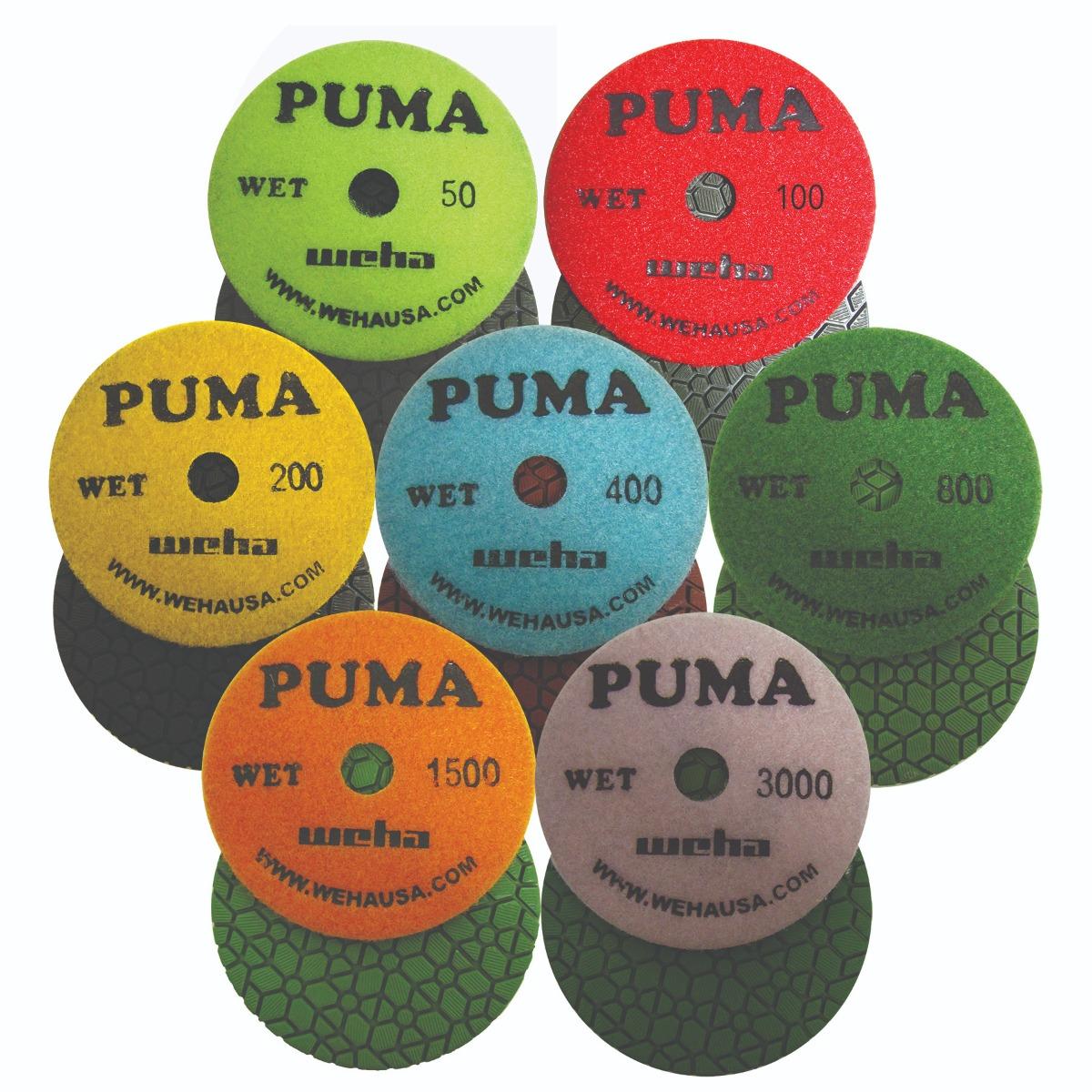Weha Puma Polishing Pads