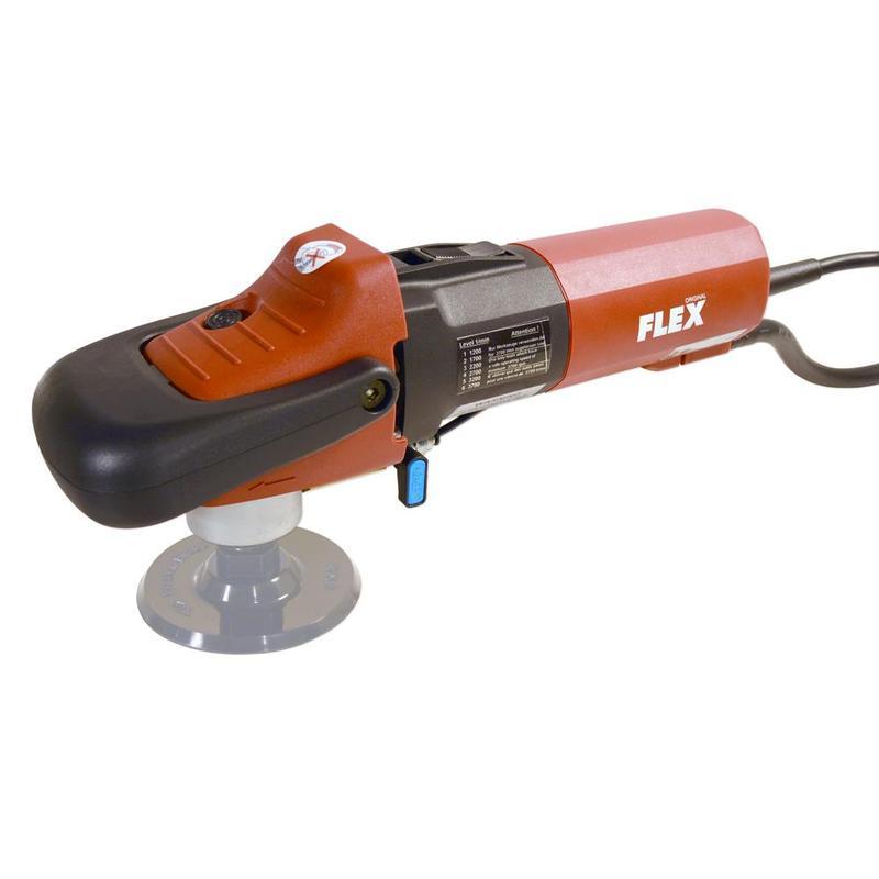 "Flex LE12-3 5"" Center Water Feed VS Polisher"