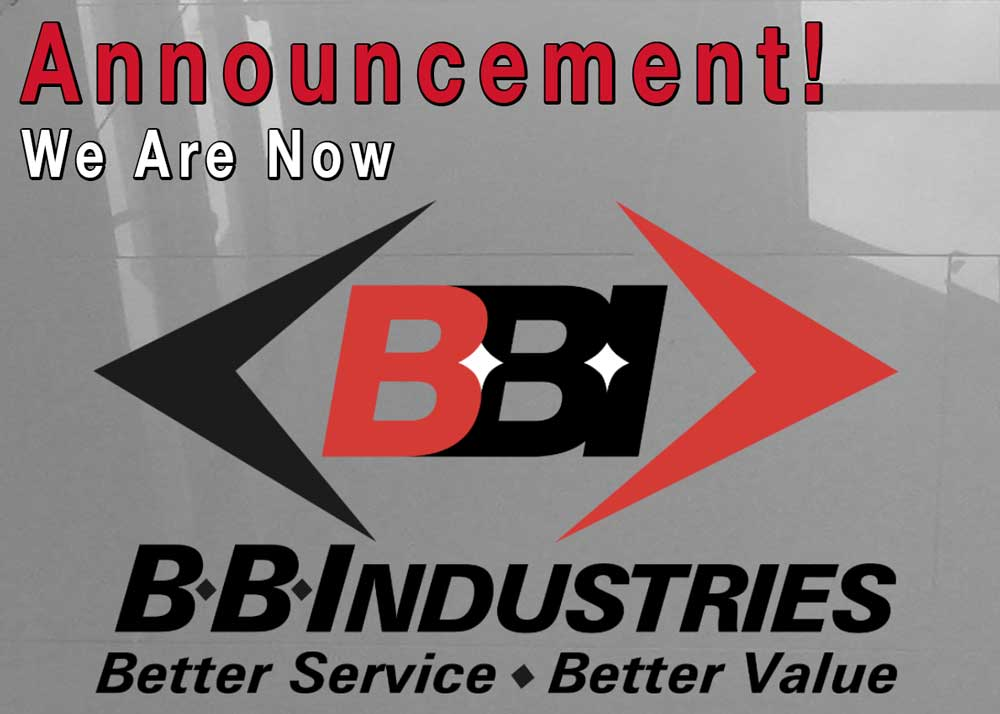 Braxton-Bragg Changes Name to BB Industries