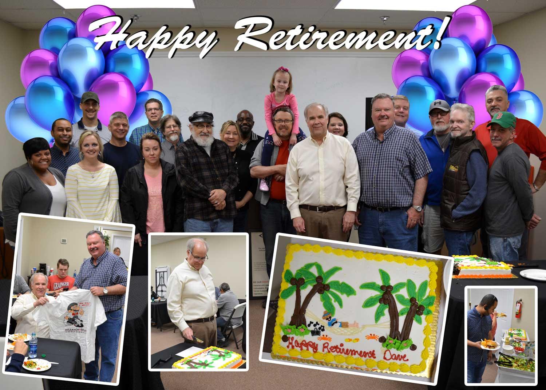 CFO Retiring