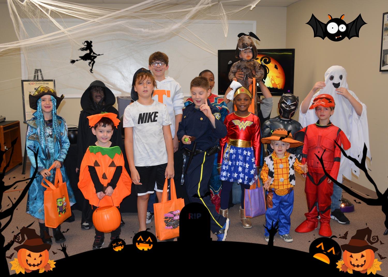 Braxton-Bragg's Spoopy Halloween Bash