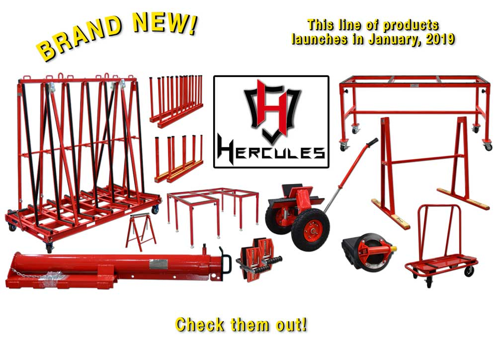 Hercules Product Line - New!