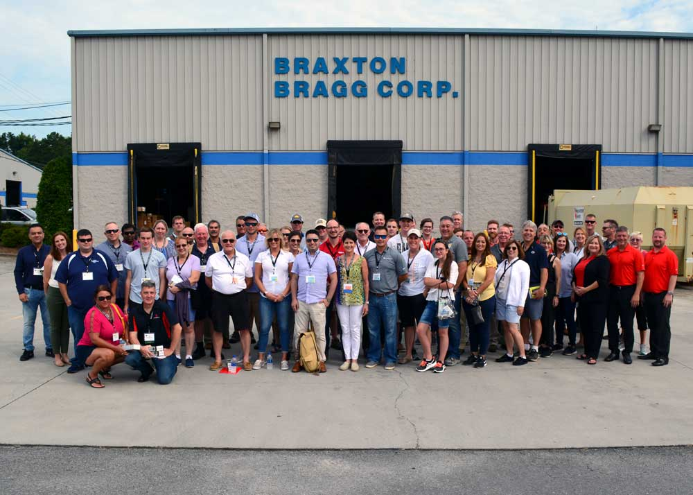 NSI's Tennessee Study Tour Visits Braxton-Bragg