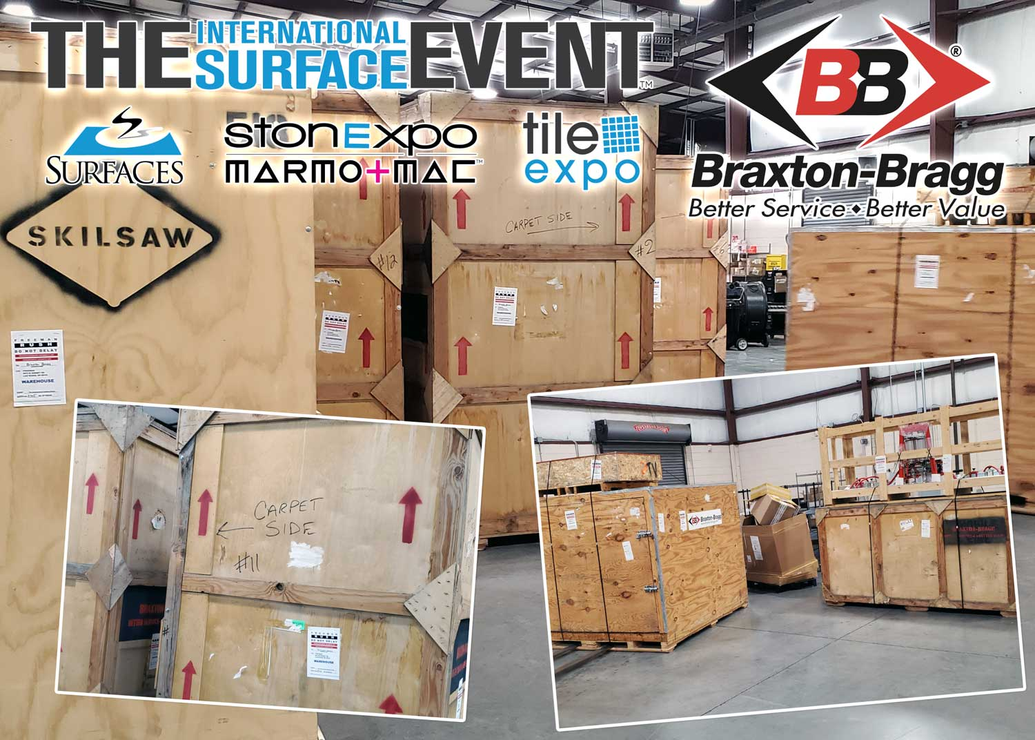 The International Surface Event (TISE) '20