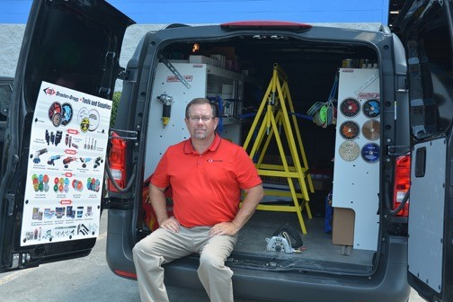 Braxton-Bragg Launches Mobile Sales With Viper Van