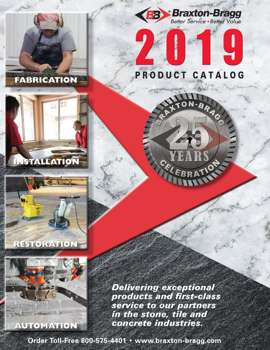 Braxton-Bragg 2019 Product Catalog