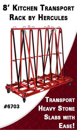 Hercules Kitchen Transport Rack